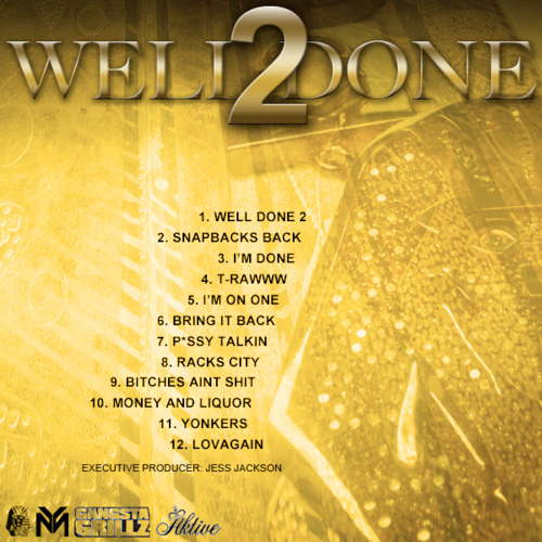 Tyga – Well Done 2 (Finish Him) [Mixtape] | Young Money HQ