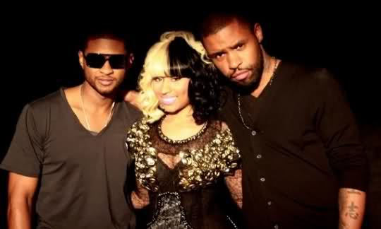 Usher Announces Release Date For His New Single She Came To Give It To You Featuring Nicki Minaj