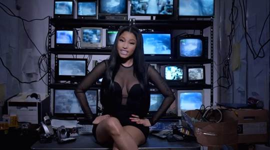 Usher She Came To Give It To You Feat Nicki Minaj Music Video