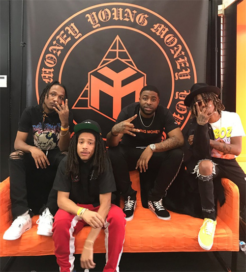 Vice Versa Speak On Signing To Young Money, Their Upcoming Debut Project 55 & More