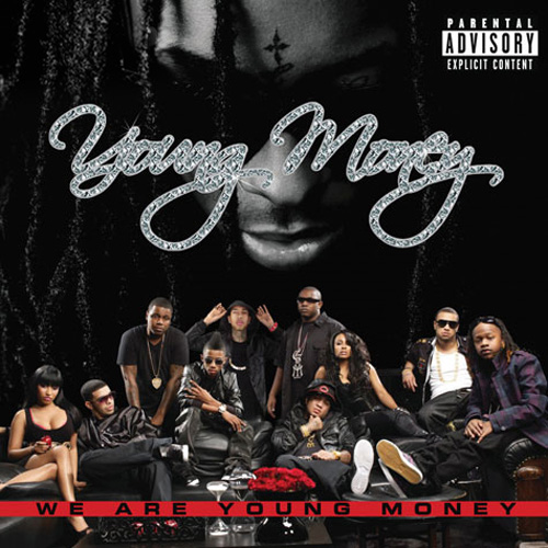 Young Money - We Are Young Money - Official Album Cover