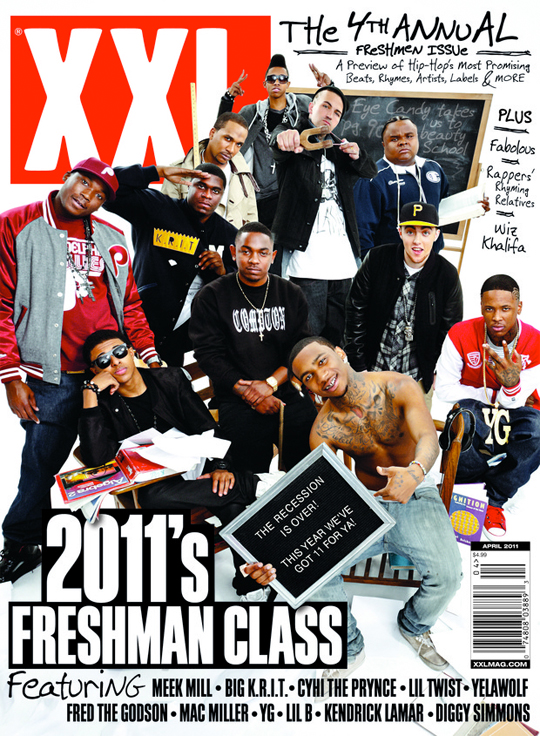 Lil Twist Makes XXLs 2011 Freshman List
