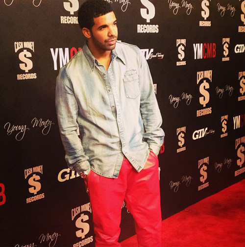 Young Money Artists Attend Cash Money Pre-GRAMMY Party In West Hollywood