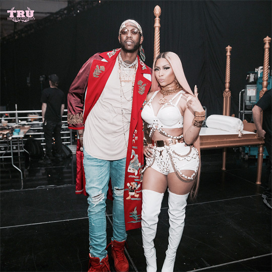 2 Chainz Talks About His Realize Song With Nicki Minaj & Her Beef With Remy Ma