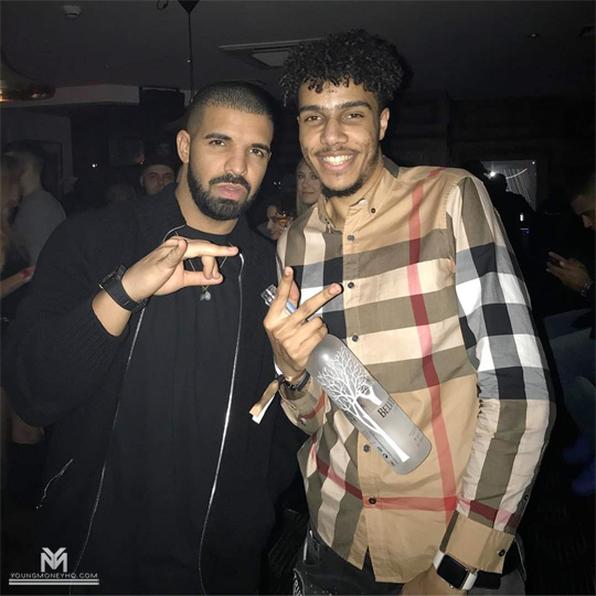AJ Tracey Tells The Story Of How He First Met Drake
