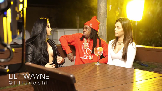 Behind The Scenes Of Baby E & Lil Wayne Finessin Video