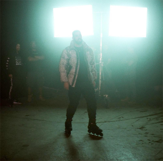 Behind The Scenes Of Drake Nice For What Video