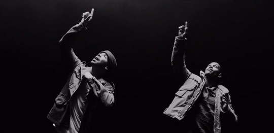 Big Sean Blessings Feat Drake & Kanye West Music Video