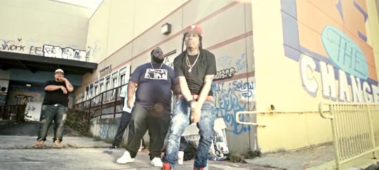 Byrd Stick Up Feat Flow & Nino Wavey Music Video