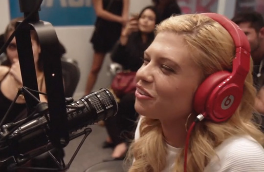 Chanel West Coast Tells The Story Of Having 2 Bad Trips Off Molly At Coachella