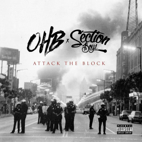 Chris Brown Other Side Feat HoodyBaby & Section Boyz