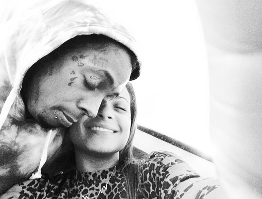 Christina Milian Chats About Her Daughter Violet Relationship With Lil Wayne