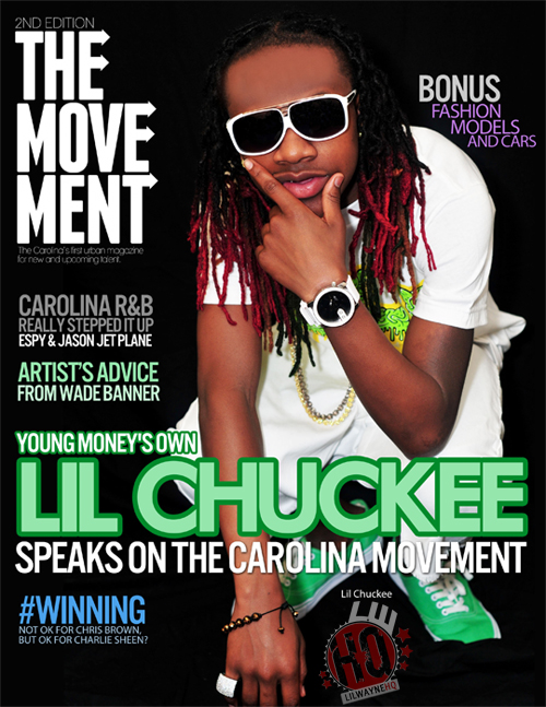 Lil Chuckee Covers The Movement Magazine