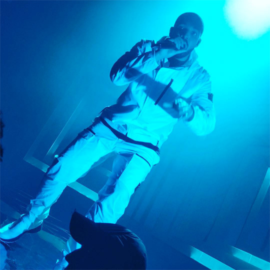Drake Brings Out Migos To Perform Portland & Playboi Carter During Adult Swim 2017 Upfront Party In NYC