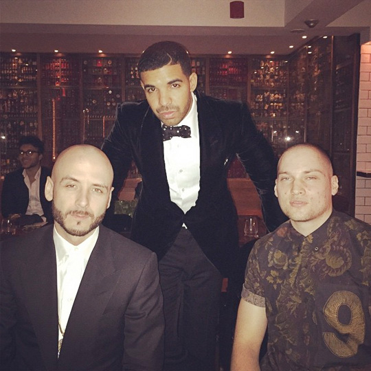 Noah 40 Shebib Talks Drake, Views From The 6 Album, Weed, NBA & More