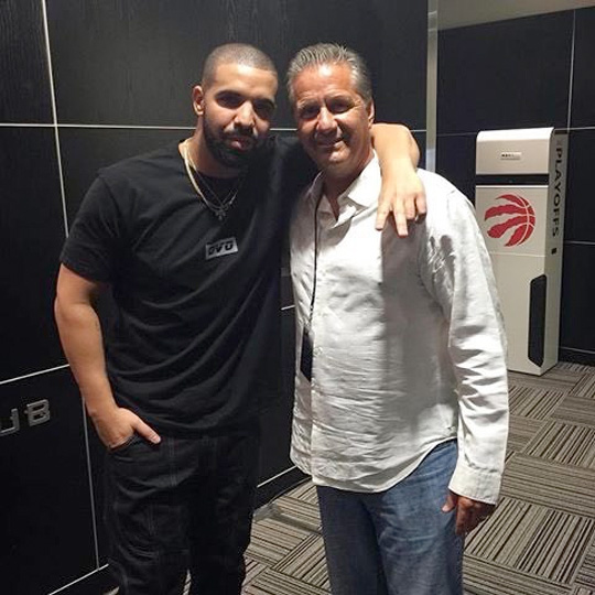Drake Appears On Coach Calipari Cal Cast, Talks His Biggest Fear, YOLO, More Life, NBA Awards & More