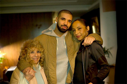 Drake Gets Sade & Drakkar Noir Tattoos On His Body