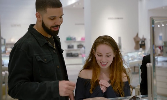 Drake Gods Plan Music Video