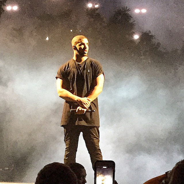 Drake Kicks Off His Jungle Tour In Houston, Changes Lyrics On His Madonna Song To Rihanna