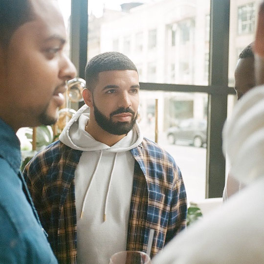 Drake Reveals What Music He Was Listening To While Creating Scorpion