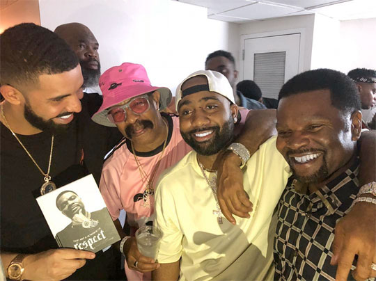Drake Scorpion Album Destroys First Day Spotify Streaming Records
