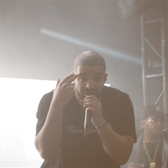Drake Puts On A Surprise Set At The FADER FORT In Austin Texas For Final Day Of SXSW
