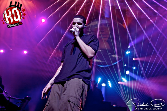 Pictures Of Drake, Tyga, Mack Maine & Birdman On The Light Dreams & Nightmares Tour