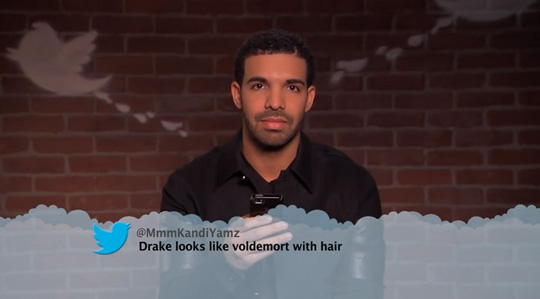Does Drake Look Like Lord Voldemort From Harry Potter With Hair