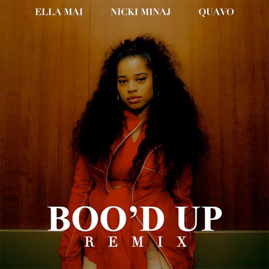 Ella Mai Bood Up Remix Feat Nicki Minaj & Quavo