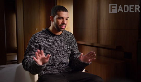 Episode 1 Of The FADER & Sprite Obey Your Thirst Campaign Starring Drake