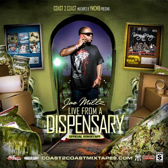 Jae Millz Live From A Dispensary Mixtape Download