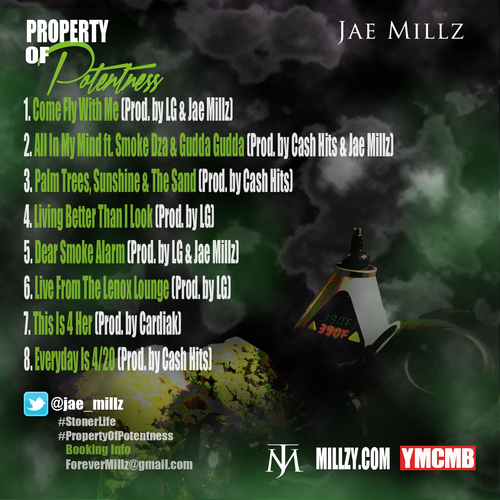 Jae Millz Property Of Potentness EP