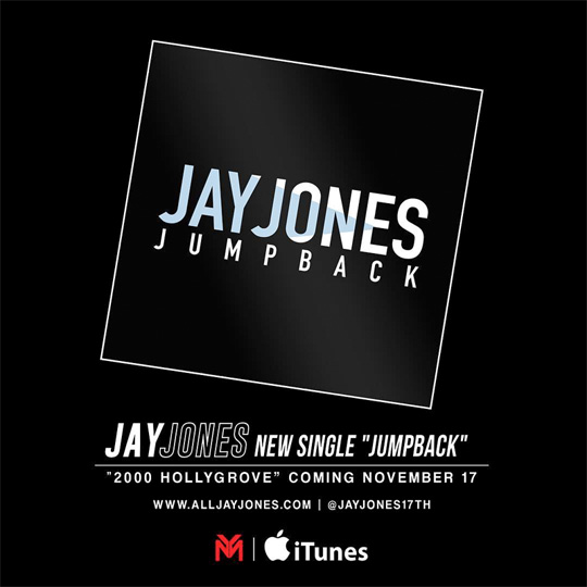 Jay Jones Adds Jump Back Single To iTunes, Announces Release Date For 2000 Hollygrove Project