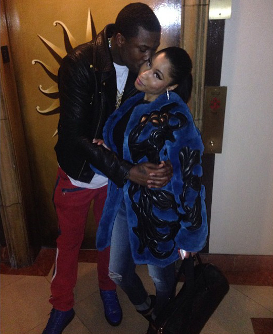Meek Mill Talks Going On Dates With Nicki Minaj, Her Public Breakup & More