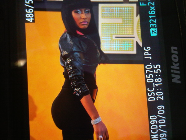 Pictures Of Nicki Minaj At The BET Hip Hop Awards