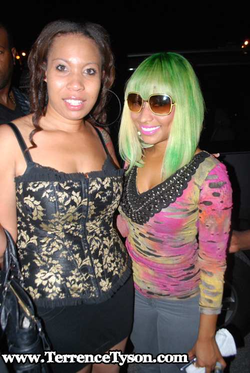 Pictures Of Nicki Minaj At Plush Concert In Jacksonville Florida