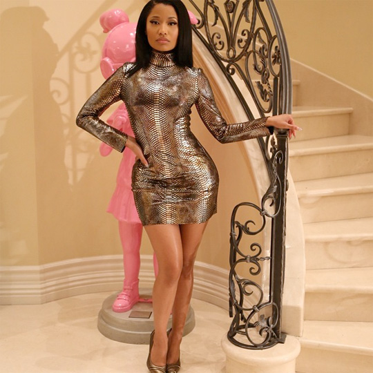 Nicki Minaj Has Been Added To The 2014 Fashion Rocks Event In New York