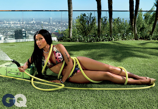 Nicki Minaj Bed Of Lies Debuts On Billboard Hot 100 Chart Tying Her With Madonna & Dionne Warwick