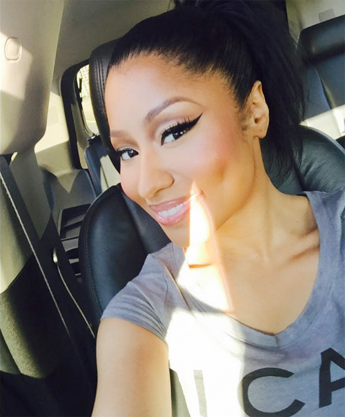 Nicki Minaj Has Teamed Up With Glu Mobile Inc To Develop A Smartphone Game