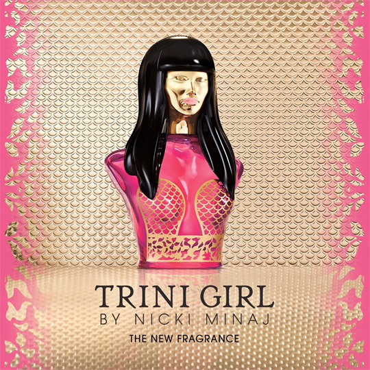 Nicki Minaj Launches Her New Perfume Titled Trini Girl