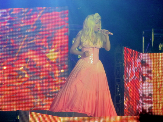 Nicki Minaj Kicks Off Pink Friday Tour In Sydney Australia