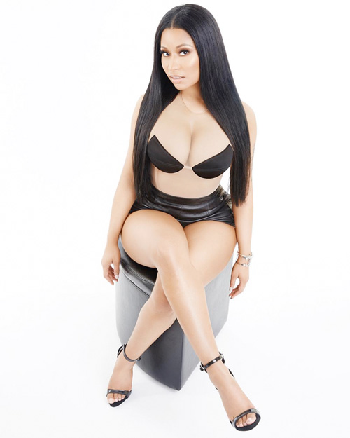 Nicki Minaj Speaks On Her Upcoming Sitcom, Female Rappers, Working On New Music & More