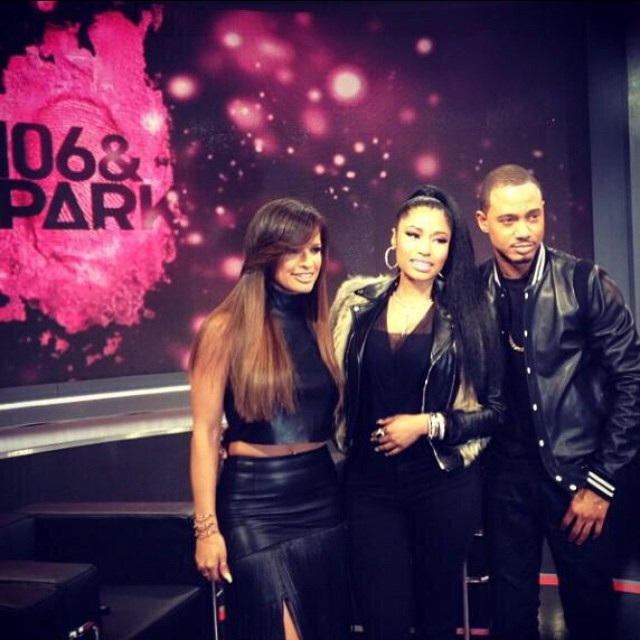 Nicki Minaj Chats To Terrence & Rocsi On The Final Ever Episode Of BET 106 & Park Show