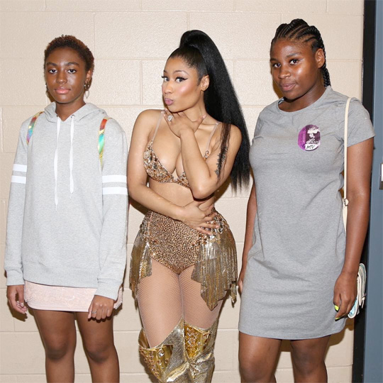 Nicki Minaj Picks Trini Dem Girls As Her New Single From The Pinkprint Album