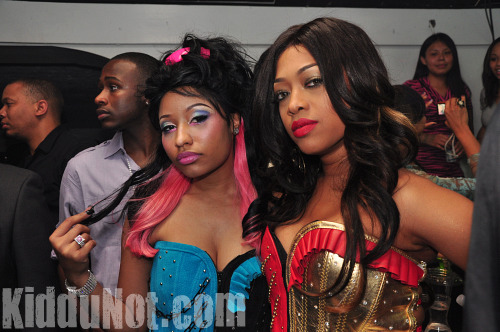 Nicki Minaj Hints At A Possible New Collaboration With Trina