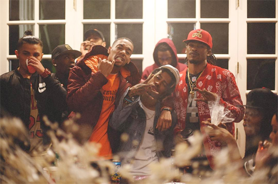 Recap Of Lil Twist Private Birthday Bash At Mally Mall Mansion In Beverly Hills