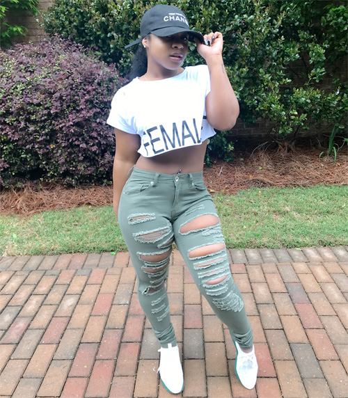 Reginae Carter Speaks On Receiving Nudes In Her DMs, Defending Her Little Sister & More