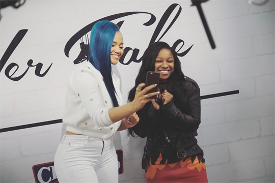 Reginae Carter Talks Growing Up Hip Hop Atlanta, Writing A Book With Her Mother Toya, Jordans & More