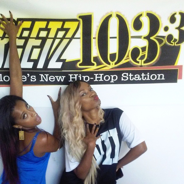 Shanell & D. Woods Talk To Streetz 103.3 About Being Sisters, Upcoming Projects & More