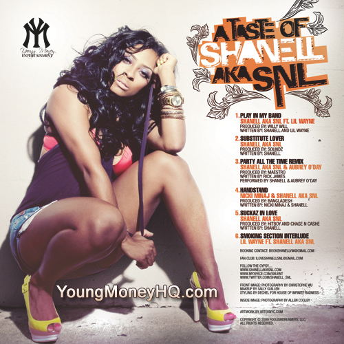 A Taste Of Shanell aka SNL Mixtape Download